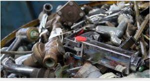 Cash from Trash Scrap Metal  Moret